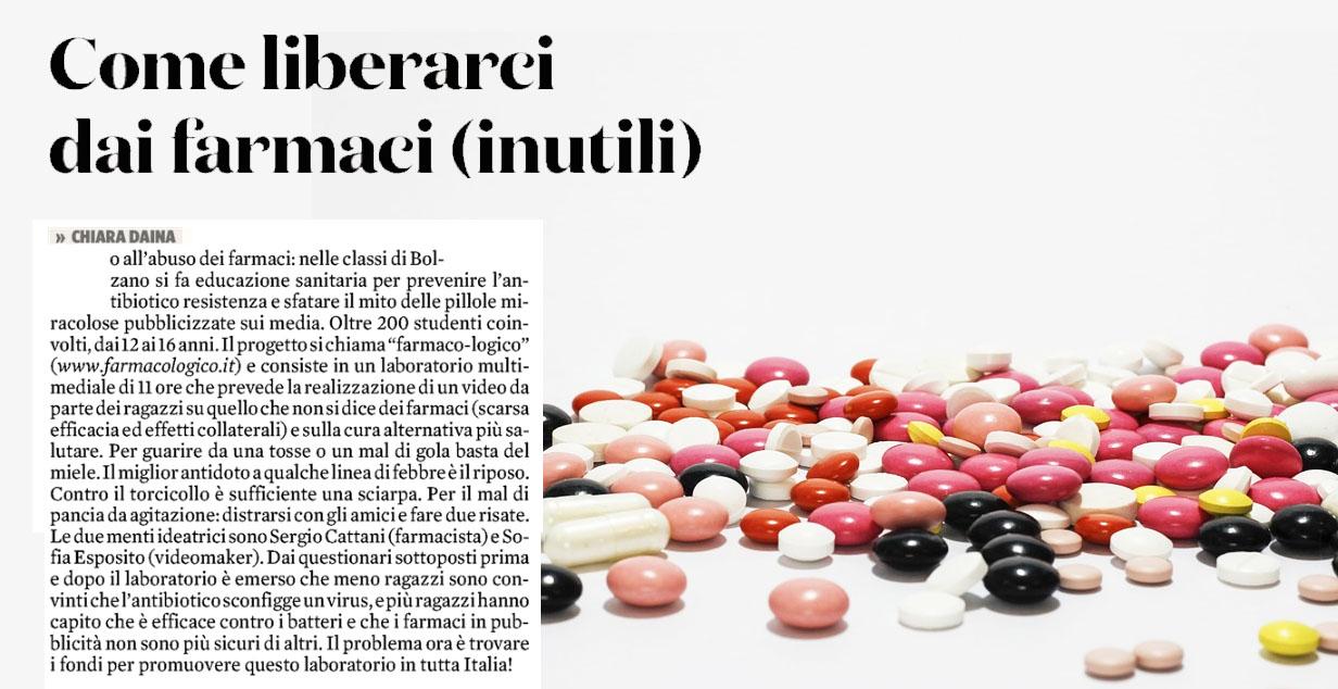 Farmaco-logico contro il business dei farmaci