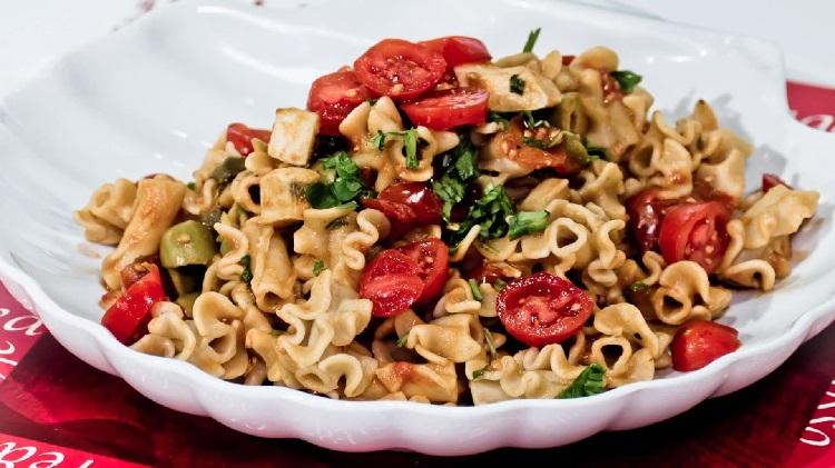 alimenti ricchi di fibre: pasta integrale