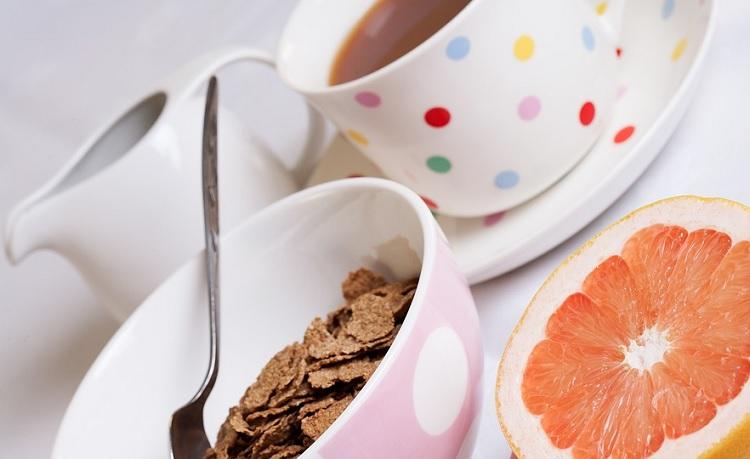 fibre alimentari a colazione