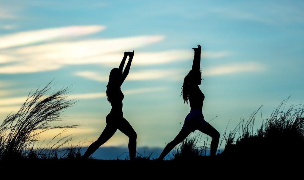 yoga come attività motoria