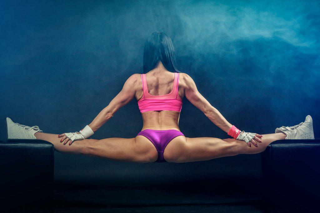 Fare sport e ingrossare i muscoli