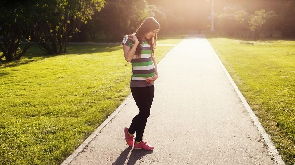 Dieta in gravidanza per restare in forma