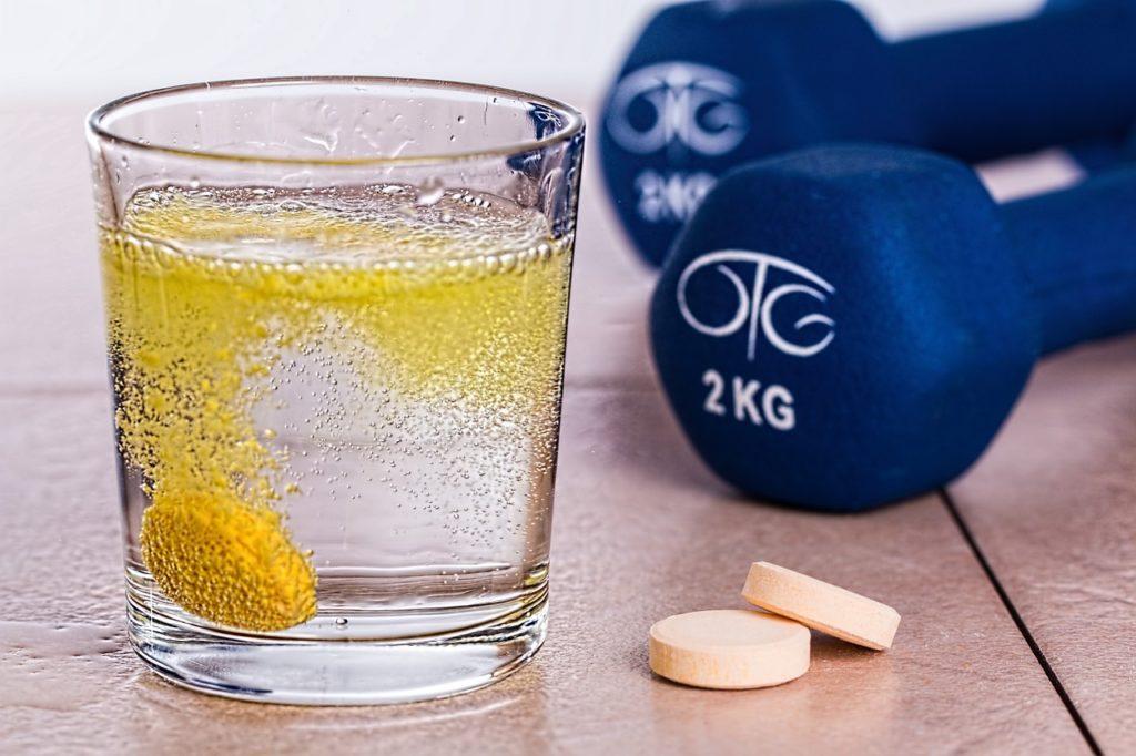 integratori per lo sport antiossidanti
