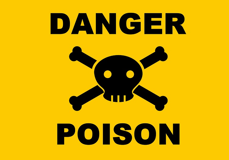 Metalli pesanti velenosi per la salute